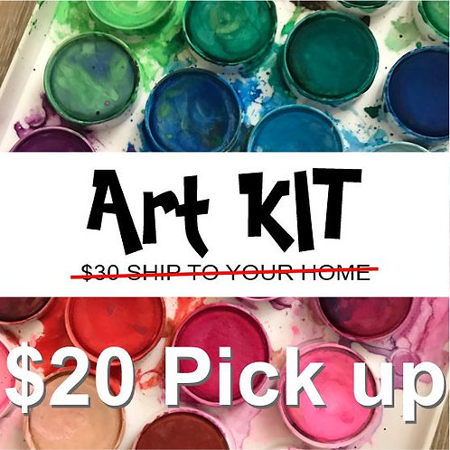 Art Kit (pick up)