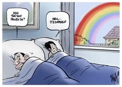 Same sex marrriage Australian law