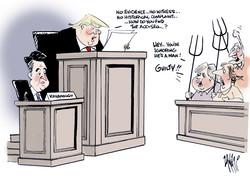 Brett Kavanaugh Supreme Court Judge
