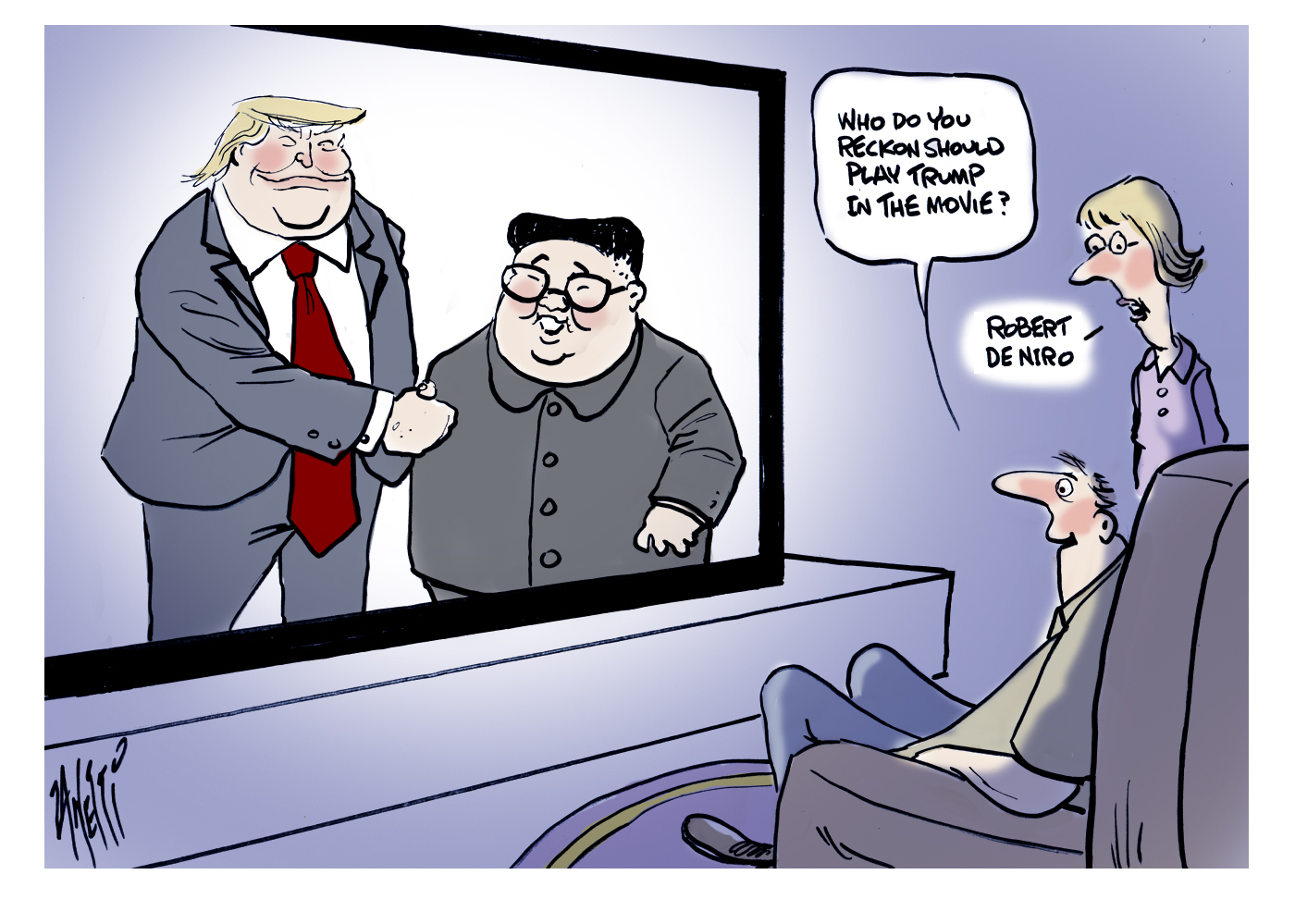 Donald Trump Kim Jong Un Summit