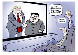 Donald Trump Kim Jong Un Summit