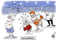 Pauline Hanson votes for tax cuts