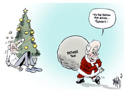 Bill Shorten Retiree Tax
