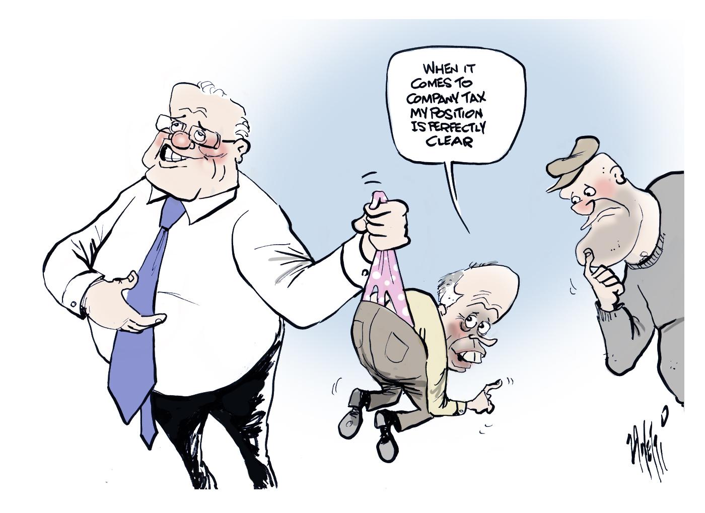 Australia Business Tax 25%