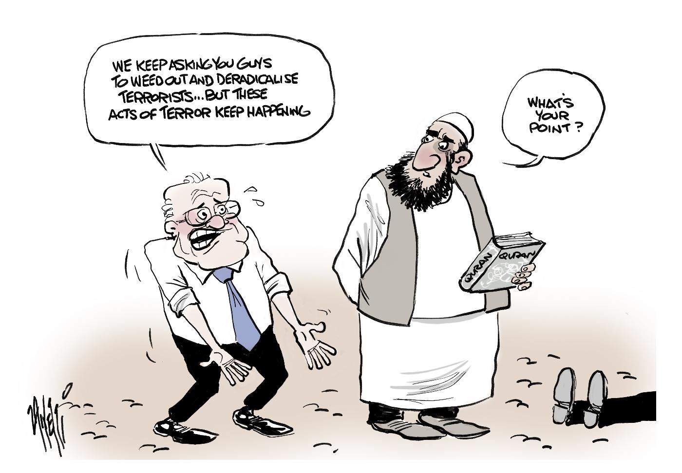 Bourke Street Terror Islam