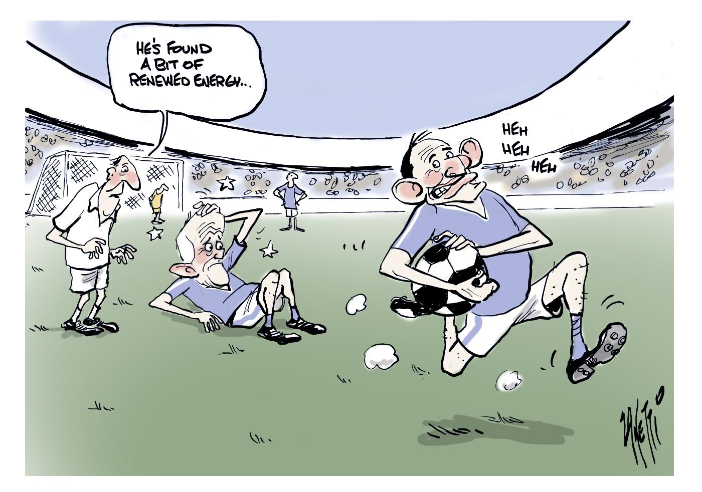 Tony Abbott NEG Energy Gurantee