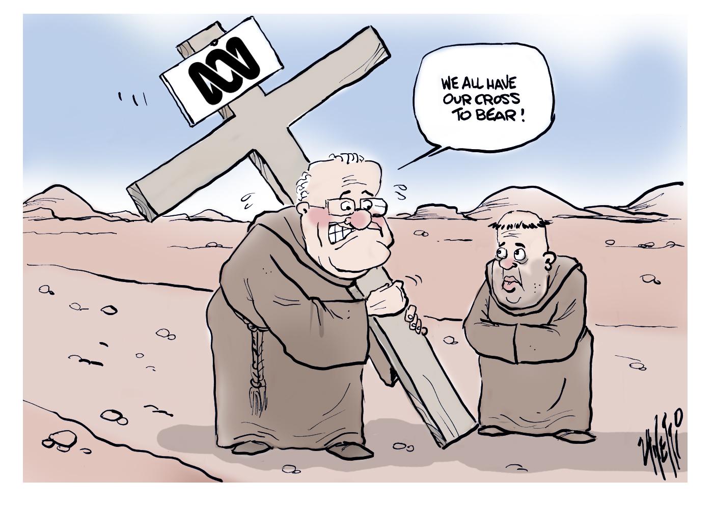 ABC attacks Morrison Christian Faith