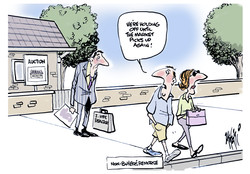 Housing Market Drops
