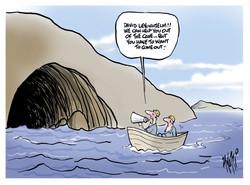 David Leyonhjelm Cave Senate