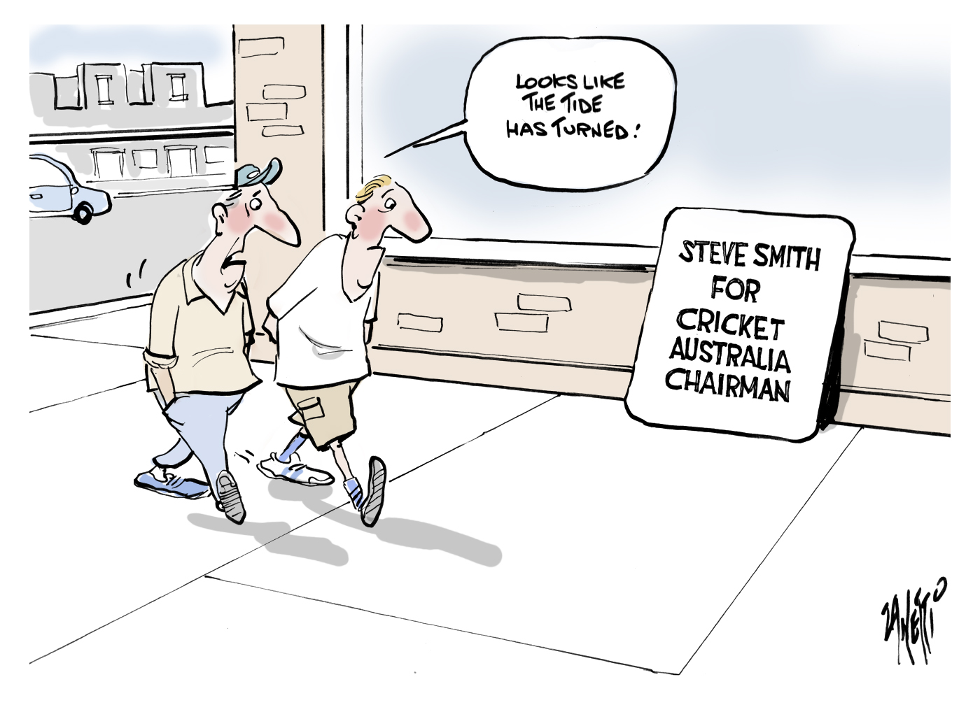 Cricket Australia Chairman