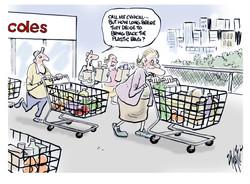 Coles Plastic Bags