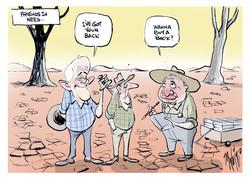 Australian Farmers Drought Barnaby