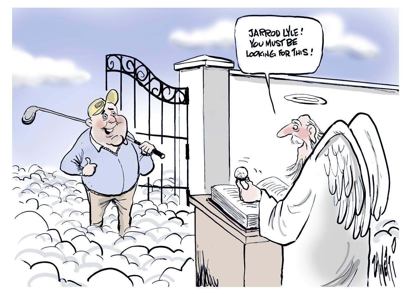 Jarrod Lyle RIP
