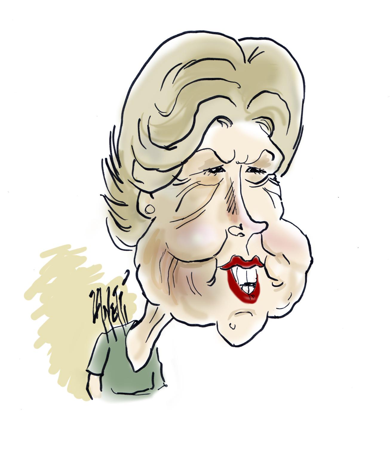 Christine Milne
