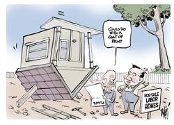 Labor Bill Shorten Negative Gearing
