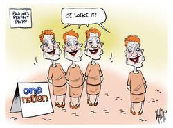 Pauline Hanson loses Brian Burston