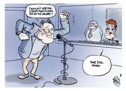Mark Latham Pauline Hanson robo call