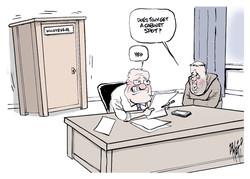 Tony Abbott Morrison Cabinet