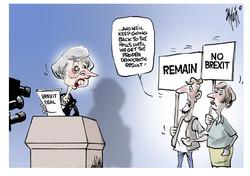 Theresay May Brexit