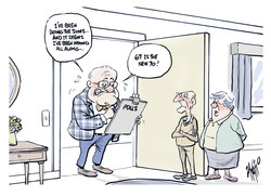 Scott Morrison retirement age 67