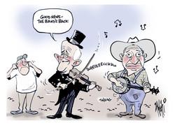 Barnaby Joyce wins by election