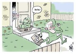 Malcolm Turnbull NEG deal