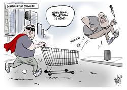 Bourke Street Terror Trolley Man