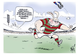 Sexting Scandal NRL players Cleared