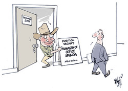 Barnaby Joyce Office Staff
