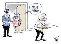 Maolcolm Turnbull Encryption Law