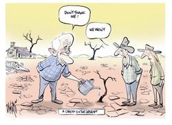 Australian Farmers Drought Relief