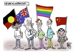 Marriage Equality law in Australia