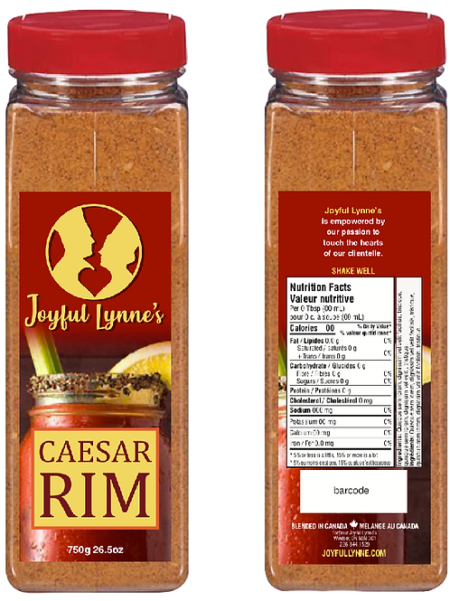 Retail Joyful Lynne's Caesar Rim (820g) (28.9oz)