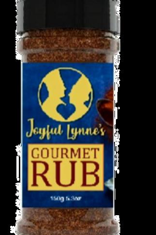 Retail Joyful Lynne's Gourmet Rub (150g)