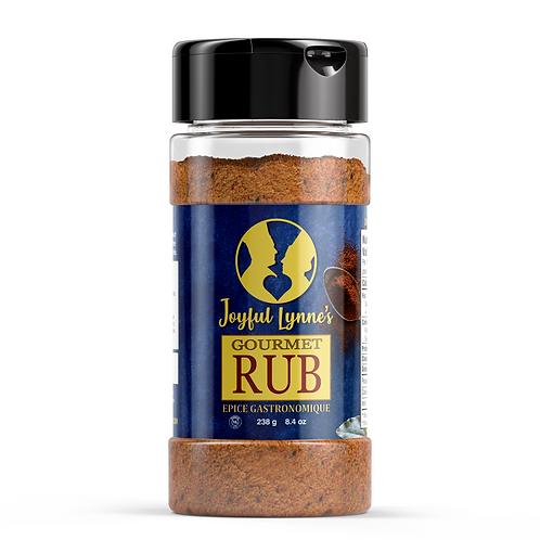 Gourmet Rub - 8.4 oz Shaker