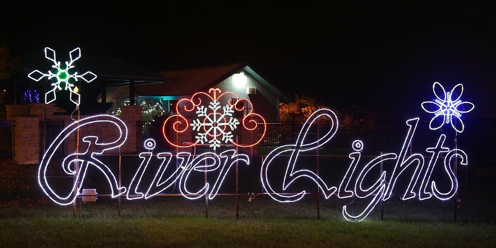Amherstburg River Lights Festival
