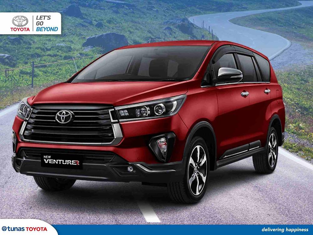 Toyota Venturer 2021