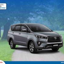 Toyota Innova Mobil Andalan Keluarga Terlaris, Apa Alasannya?