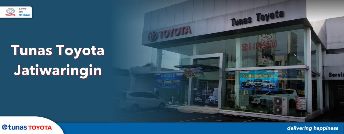 Toyota bekasi jatiwaringin