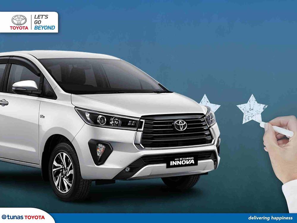Review Toyota Innova 2021
