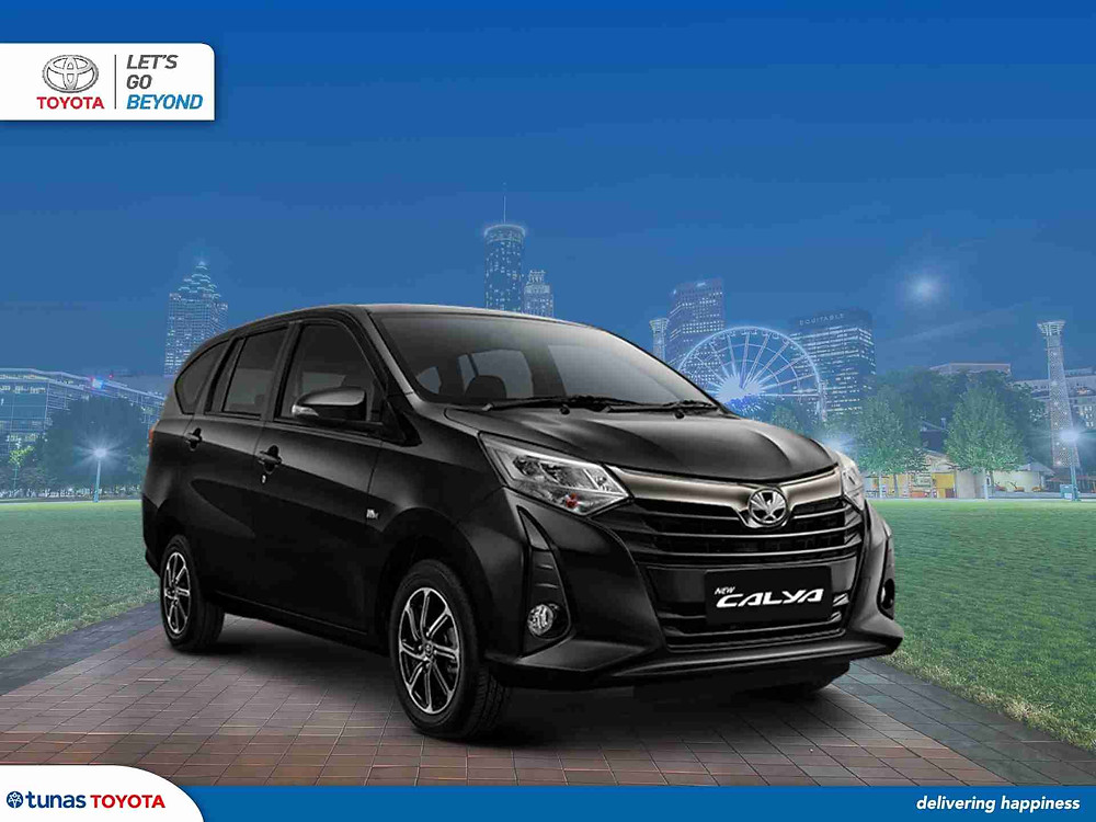 Foto Toyota Calya 2021