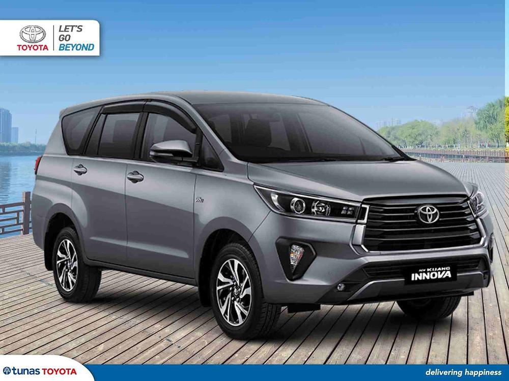 Toyota Kijang Innova 2021