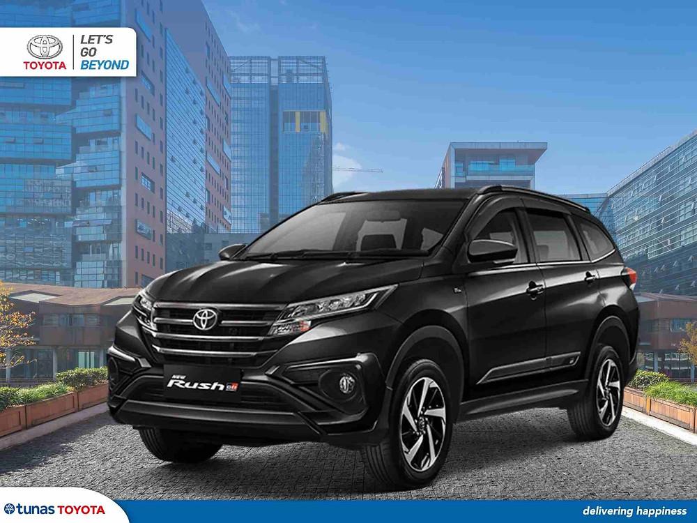 Toyota Rush Terbaru