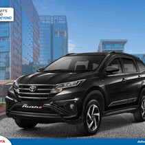 Simak Review Singkat Toyota Rush 2021