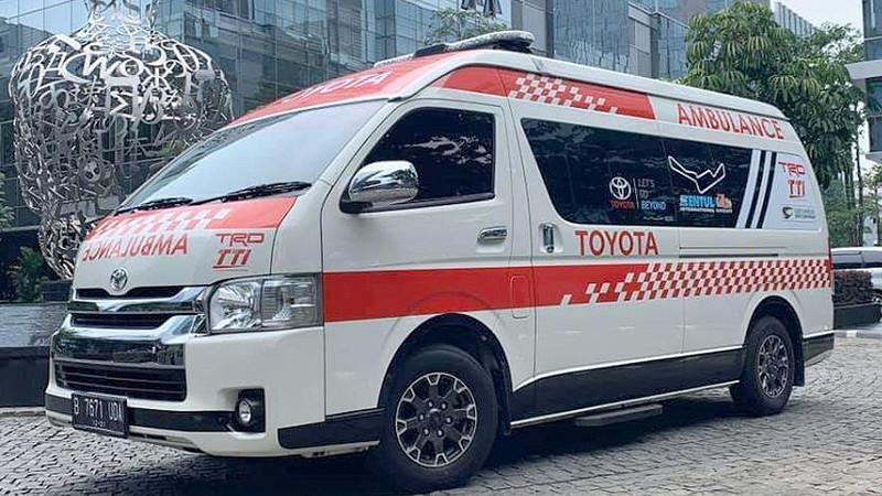 ambulans gawat darurat