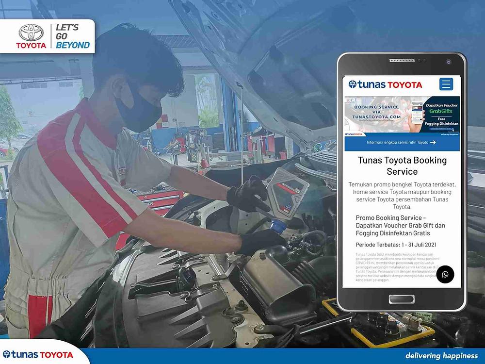 Home Service Toyota