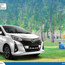 Mengulik Keunggulan Mobil Toyota Calya 2021 Terbaru