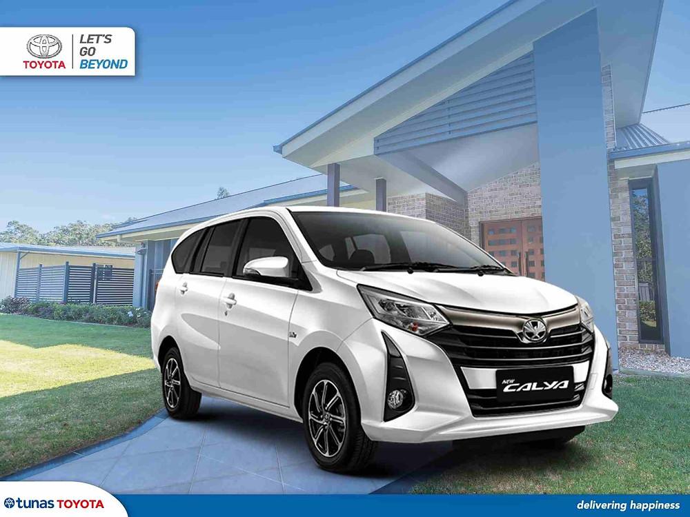 Toyota Calya 2021