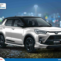 Harga dan Kelebihan Toyota Raize 2021