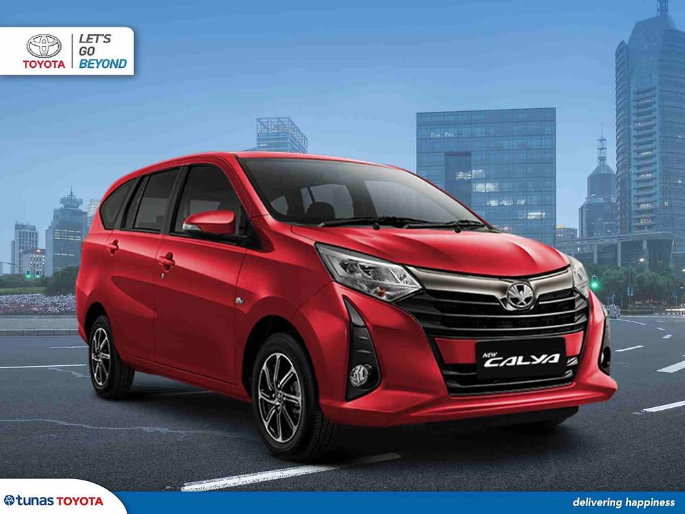Servis Toyota Calya
